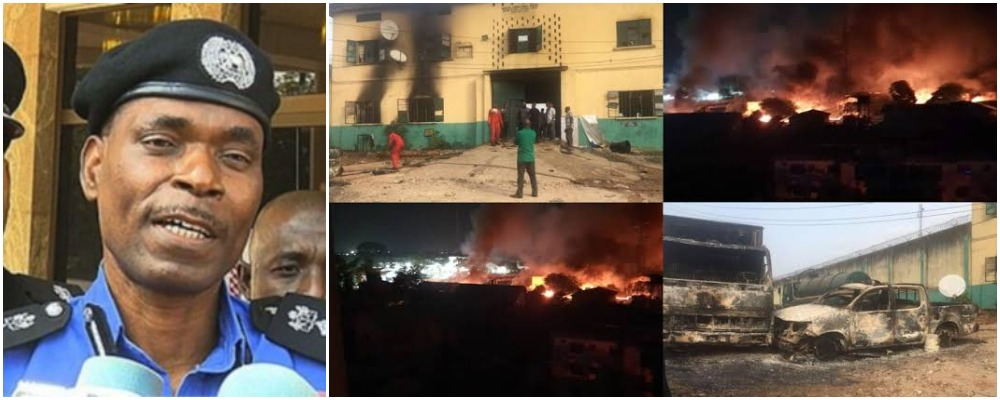 IPOB, ESN Behind Attack On Owerri Prison And Police Command — IGP Adamu Mohammed 1