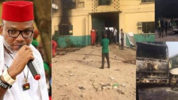 """We Are Not Unknown Gunmen"" - IPOB Denies Attacking Owerri Prison And Police Headquarters 7"