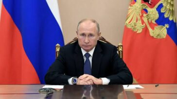 Russian President, Vladimir Putin Signs Law That Allows Him Stay In Power Until 2036 8