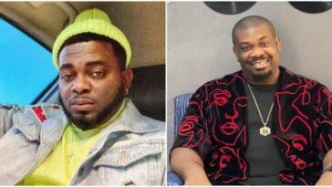 Kelly Hansome Accuses Don Jazzy Of Arresting Him With SARS, Intimidating Him With Dogs 4
