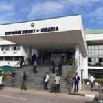 Supreme Court Shut Down As Judiciary Workers Begins Indefinite Nationwide Strike 29