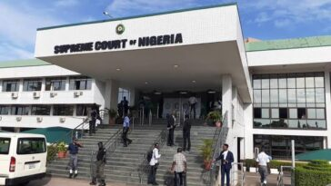 Supreme Court Shut Down As Judiciary Workers Begins Indefinite Nationwide Strike 1