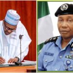 President Buhari Appoints Usman Alkali Baba As Acting Inspector General Of Police 27