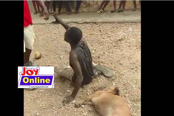 Town Chief Arrested For Killing A Young Man Who Allegedly Stole His Pregnant Goat 3