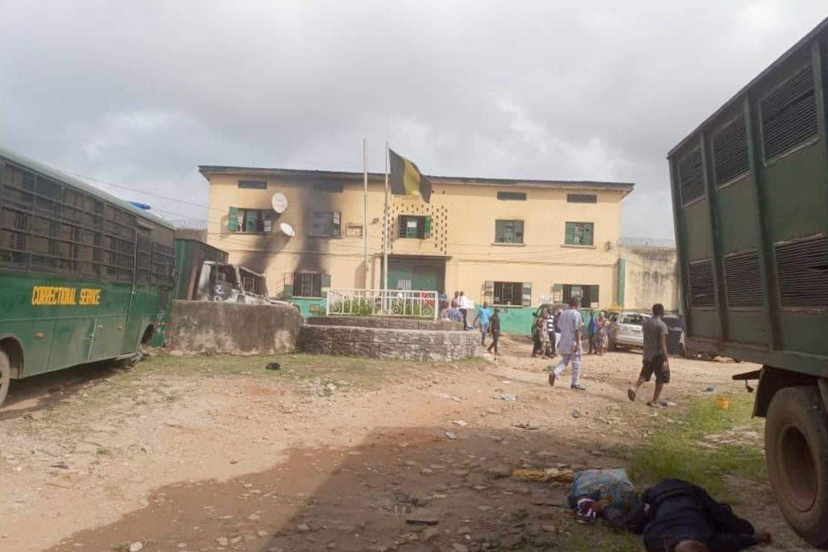 Suspected Criminals Freed As Gunmen Attack Another Police Station In Imo State 1