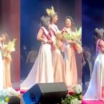 Beauty Queen Embarrassed On Stage As She Loses Her Crown Over Divorce Claim [Video] 27