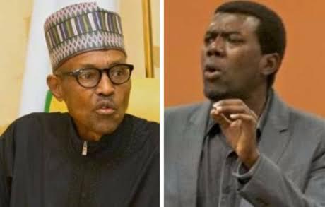 """You Ban Foreign Rice And Plan Foreign Healthcare"" - Reno Omokri Slams President Buhari 1"