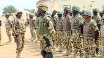 """We Have Not Been Given Food For Four Days"" – Nigerian Soldier In Maiduguri Cries Out 7"