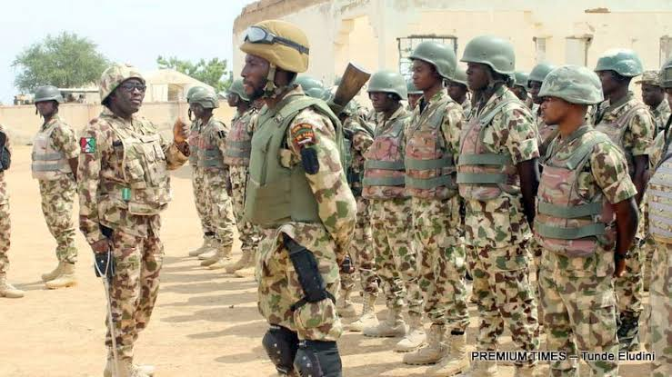 """""""We Have Not Been Given Food For Four Days"""" – Nigerian Soldier In Maiduguri Cries Out 1"""