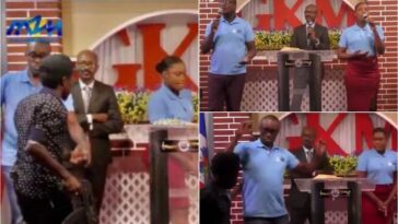 Gunmen Invade Seventh-Day Adventist Church's Live Service, Kidnap Pastor & Members [Video] 4