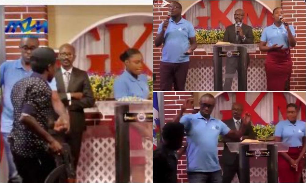 Gunmen Invade Seventh-Day Adventist Church's Live Service, Kidnap Pastor & Members [Video] 1