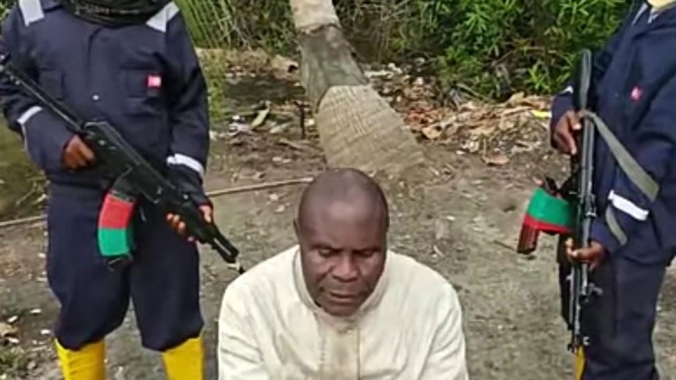 Kidnappers Release Video Of Rivers Monarch Kneeling And Begging Before Them [Video] 1