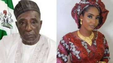 74-Year-Old Agriculture Minister, Mohammed Sabo Nanono Secretly Marries 18-Year-Old Girl 7