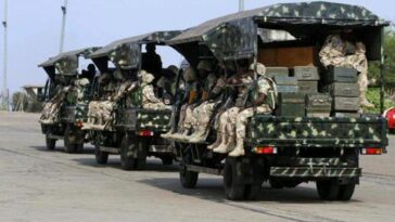 Bandits Ambush Nigerian Army Convoy In Benue, Carts Away N28 Million Cash & Weapons 3