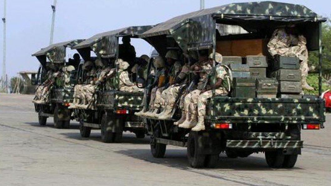 Bandits Ambush Nigerian Army Convoy In Benue, Carts Away N28 Million Cash & Weapons 1