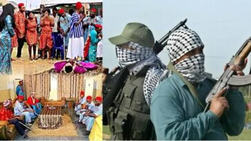 Imo Monarch And His Cabinet Members Kidnapped After Attending Traditional Wedding 4