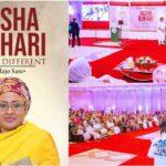 Dangote, Tinubu, Rabiu, Others Donates Over N216 Million At Aisha Buhari's Book Launch 27