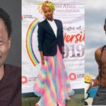 """""""I Was Born Gay Until Religion Was Forced On Me, Even In Death I Will Be Gay"""" - Bisi Alimi 16"""