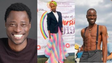 """I Was Born Gay Until Religion Was Forced On Me, Even In Death I Will Be Gay"" - Bisi Alimi 13"