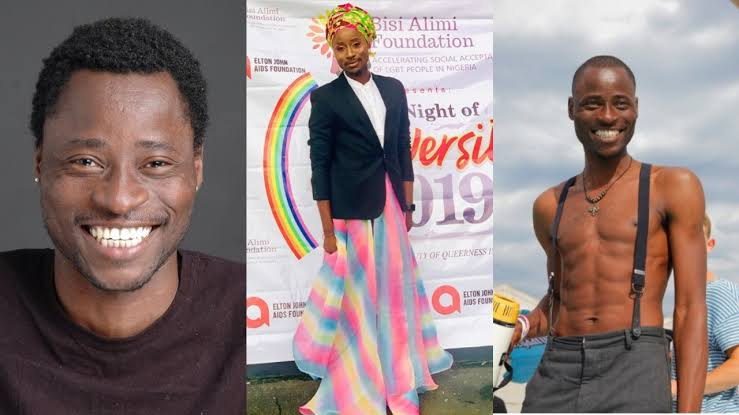 """""""I Was Born Gay Until Religion Was Forced On Me, Even In Death I Will Be Gay"""" - Bisi Alimi 1"""