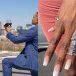 Man Proposes To Girlfriend With 5 Different Diamond Rings, All On Same Finger [Photos] 28