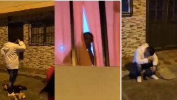 Man Goes To Propose To His Girlfriend, But Catches Her Having Sεx With Another Man [Video] 11