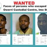 Imo Jailbreak: NSC Releases Names And Pictures Of Inmates Who Escaped Owerri Prison 28