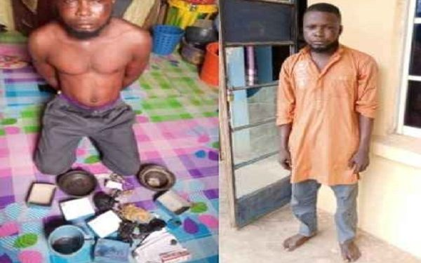 Ogun Islamic Cleric Arrested After He Was Caught Trying To Use A Teenager Girl For Rituals 1