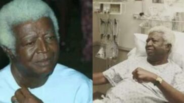 Veteran Nollywood Actor, Bruno Iwuoha Dies At 68 After A Prolonged Battle With Diabetes 8