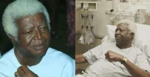 Veteran Nollywood Actor, Bruno Iwuoha Dies At 68 After A Prolonged Battle With Diabetes 1