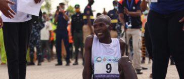 Kenya's Emmanuel Naibei Beats Over 300 Runners To Win 2021 Lagos City Marathon 26