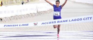Ethiopia's Meseret Dinke Wins Female Category Of 2021 Lagos City Marathon [Video] 26