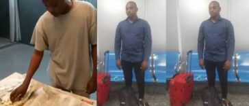 NDLEA Arrests Drug Trafficker Who Swallowed N423 Million Worth Of Cocaine 24