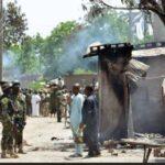 Boko Haram Terrorists Kill Five People, Abduct Many Women In Adamawa Community 27