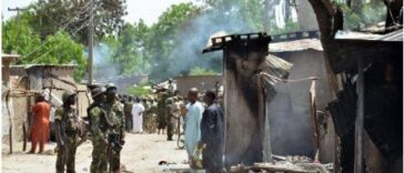 Boko Haram Terrorists Kill Five People, Abduct Many Women In Adamawa Community 23
