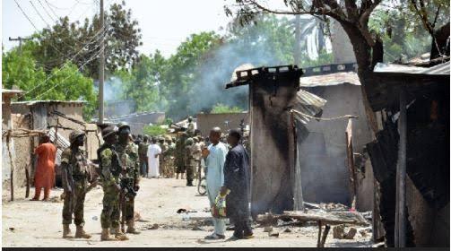 Boko Haram Terrorists Kill Five People, Abduct Many Women In Adamawa Community 1