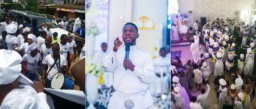 Jubilation As Prophet Ogundipe Returns To Church After He Was Convicted For Fraud [Video] 24
