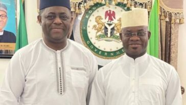 """The Idea That Yahaya Bello Should Not Run For Presidency Is Absurd"" – Fani Kayode 13"
