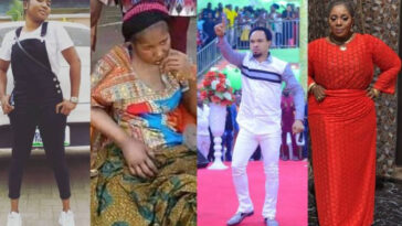 Prophet Odumeje, Rita Edochie Refuses To Forgive Ada Jesus Who Is Down With Stroke [Video] 9