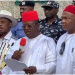 "South-East Governors Establish New Outfit ""Ebube Agu"" To Tackle Insecurity In The Region 28"