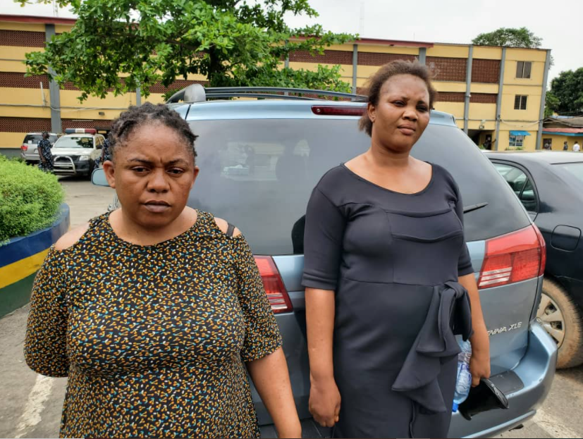 Police Arrests Two Mothers For Allegedly Killing A 64-Year-Old Man In Lagos 1