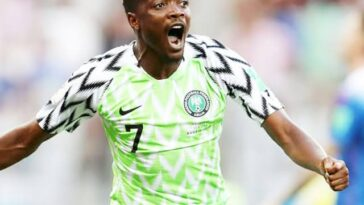 Super Eagles Captain, Ahmed Musa Set To Join Kano Pillars After Failing To Find Foreign Club 11