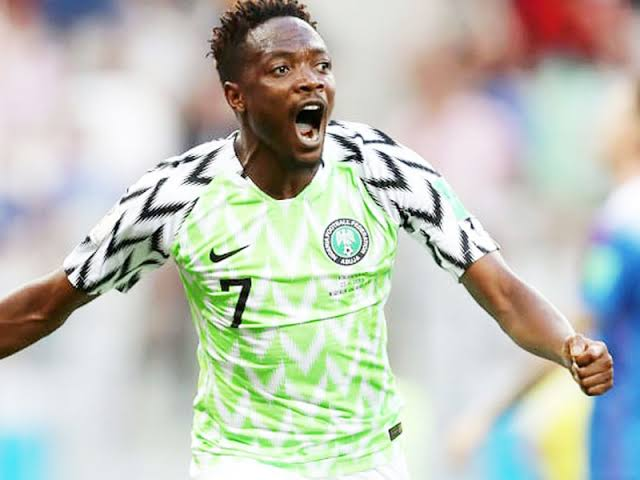 Super Eagles Captain, Ahmed Musa Set To Join Kano Pillars After Failing To Find Foreign Club 1