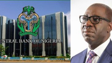 CBN Finally Reacts To Governor Obaseki's Claim That FG Printed N60bn To Share In March 6