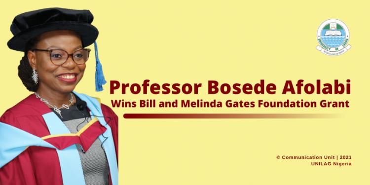 Nigerian Professor Bose Afolabi Wins $2.5 Million Bill Gates Grant 1