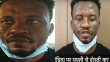 25-Year-Old Nigerian Man Arrested In India For Defrauding 62-Year-Old Woman Of N16 Million 6