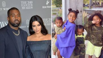 Kanye West Responds To Kim Kardashian's Divorce Filing, Agrees On Joint Children Custody 10