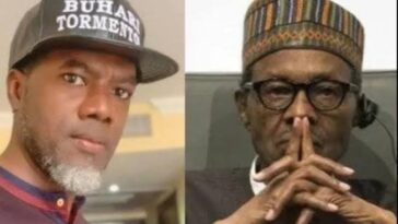 Reno Omokri Suspends His Protest Against President Buhari's Medical Trip In London 15