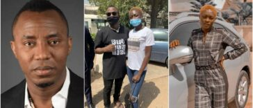 Sowore's Associate Accuses Him Of Pocketing Her #EndSARS Grant While She Was In Prison 26