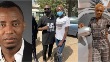 Sowore's Associate Accuses Him Of Pocketing Her #EndSARS Grant While She Was In Prison 11